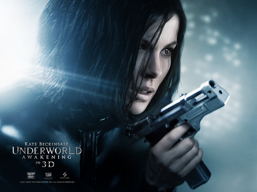 Underworld wallpaper entitled Underworld: Awakening Selene