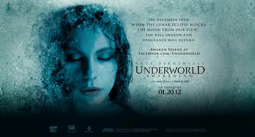 Underworld wallpaper titled Underworld: Awakening Selene