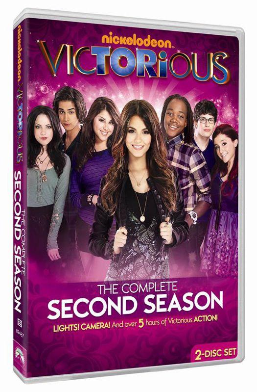 Victorious Season 2 DVD