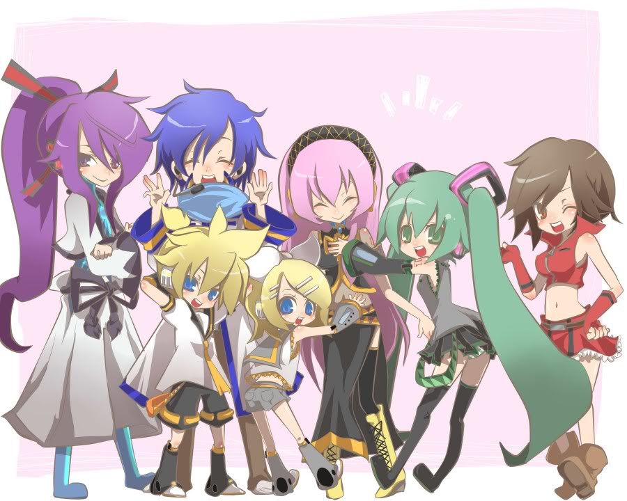 Vocaloid anime rules wallpaper 28672884 fanpop for Farcical characters