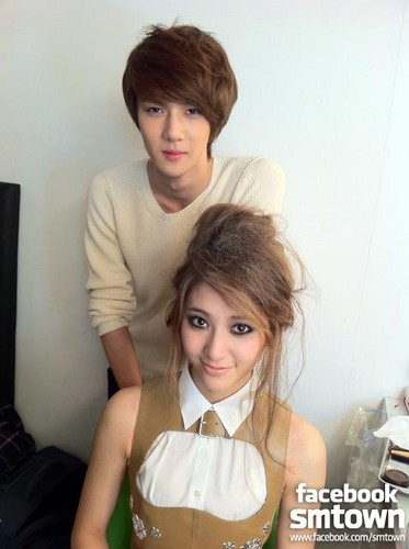 W Live Se Hun & F(x)'s Krystal