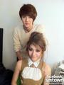 W Live Se Hun & F(x)'s Krystal - exo-m photo