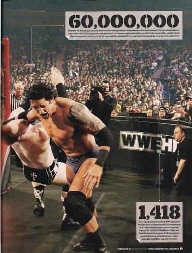 WWE Magazine-February 2012