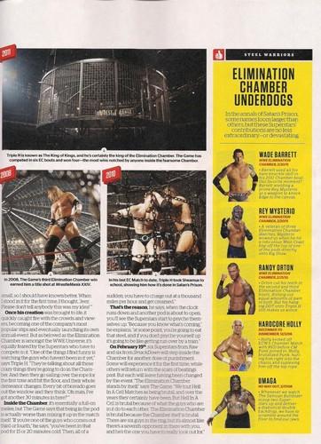 ডবলুডবলুই Magazine-February 2012