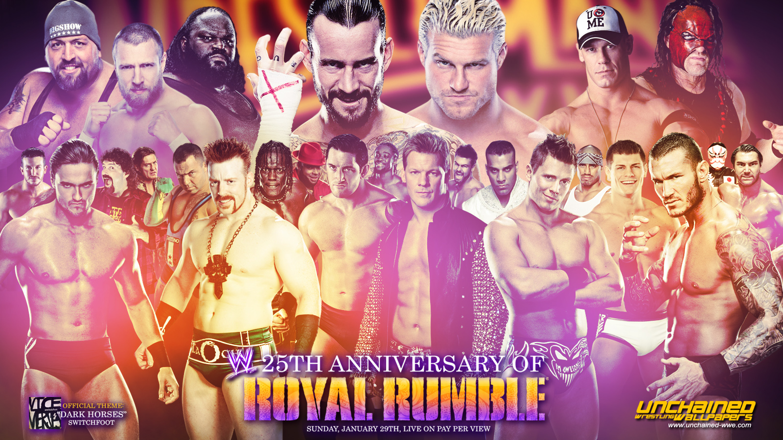 Royal Rumble | Matches, Results, Videos, Photos, and More