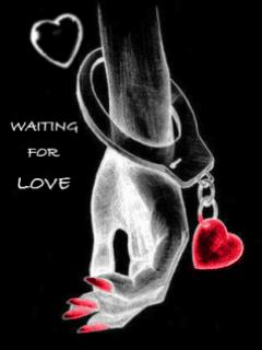 Waiting for amor