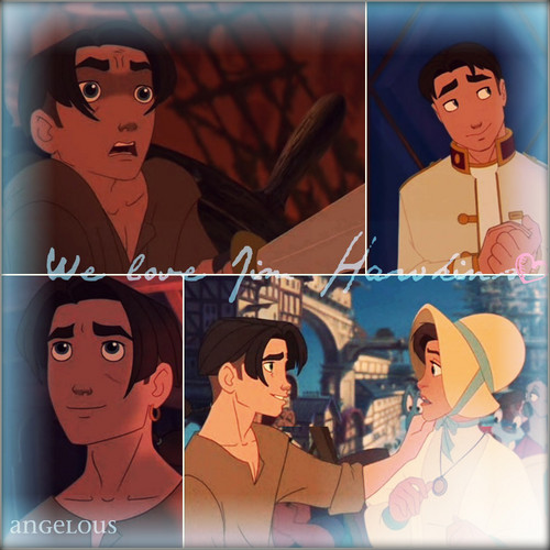 We amor Jim Hawkins. ♥