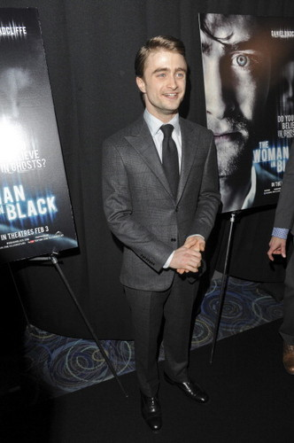 Woman in Black Toronto premiere