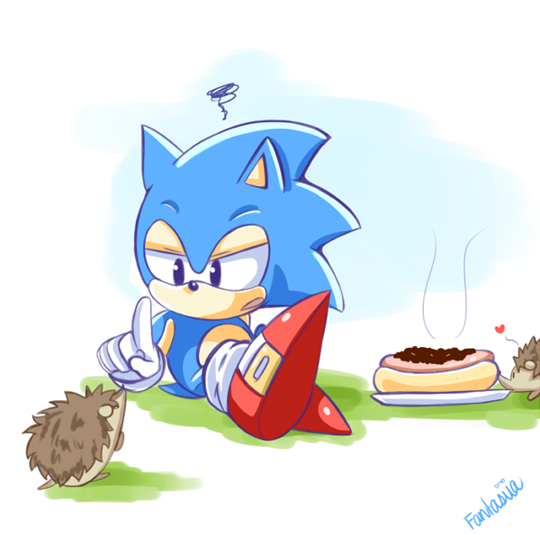 Yay for hedgehogs