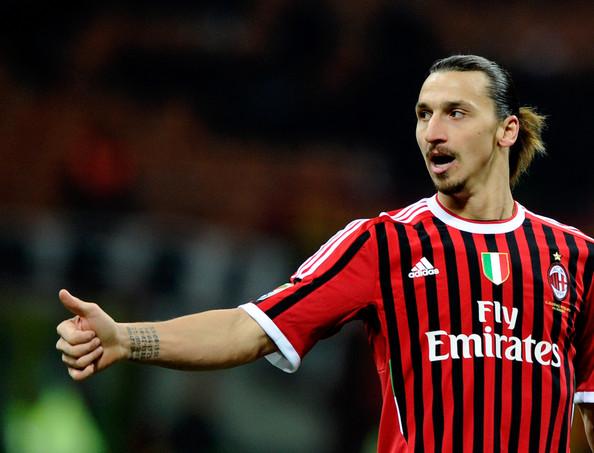 Ibrahimovic Foto Milan Ibrahimovic ac Milan