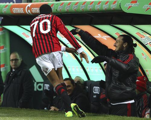 Z. Ibrahimovic (AC Milan - Lazio)