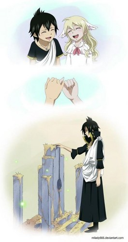 Zeref x Mavis, anyone? ;) ♥