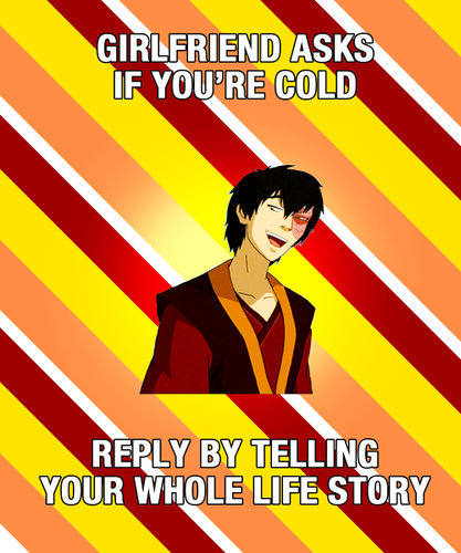 Zuko Demotivational