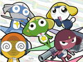 a.r.m.p.i.t. platoon - sgt-frog-keroro-gunso wallpaper