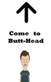 butthead - beavis-and-butthead photo