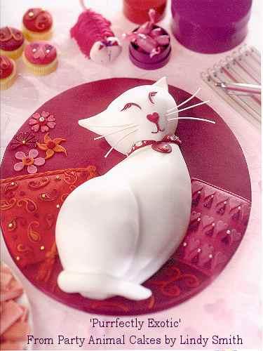 cat cake !!!