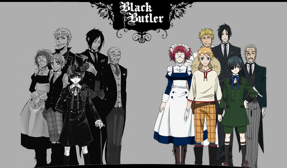 Anime Characters Vs : Black butler rp images characters hd wallpaper and