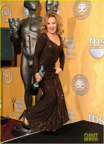 Jessica Lange - SAG Awards Winner!