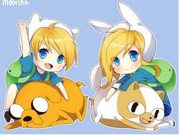 finn and fionna