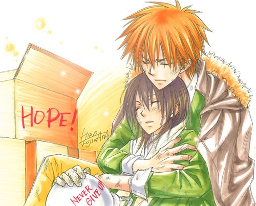 hope :) - kaichou-wa-maid-sama Photo