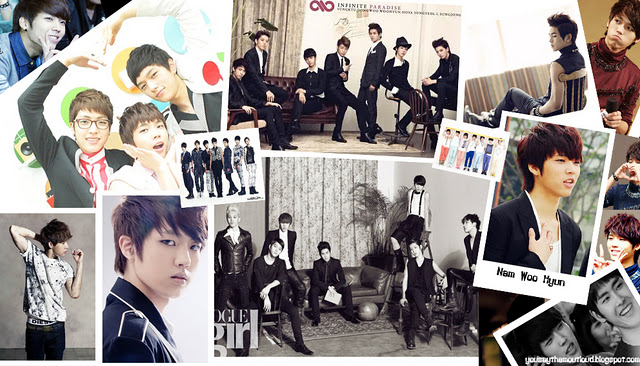 Infinite 4 Inspirit images infinite wallpaper and background photos
