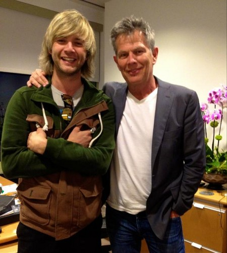 keith ans david foster