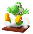 Yoshi - Mario Party 9
