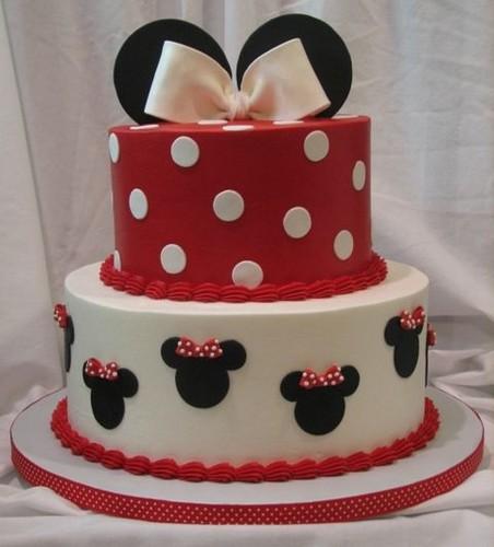 minnis ماؤس cake !!!!