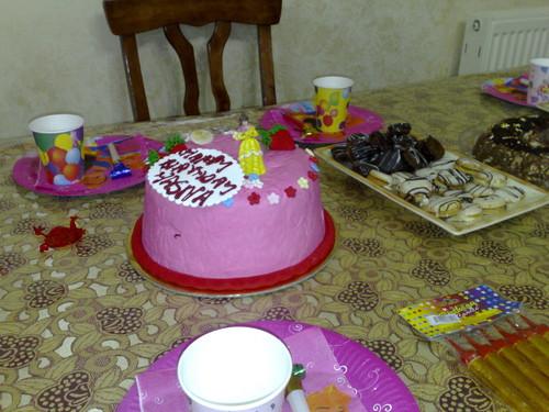 my birthday cake !