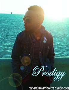 my boo prodigy