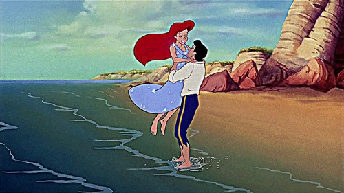 new little mermaid picture 연인들