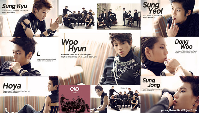 Infinite 4 Inspirit images paradise wallpaper and background photos
