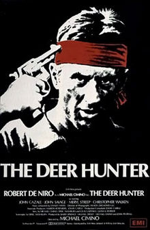 robert deniro the deer hunter