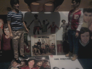 some of my 1D stuff :))