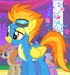 spitfire - my-little-pony-the-wonderbolts icon