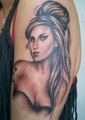 tatoo Amy By Karine secret - amy-winehouse photo
