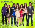 the group - victorious wallpaper