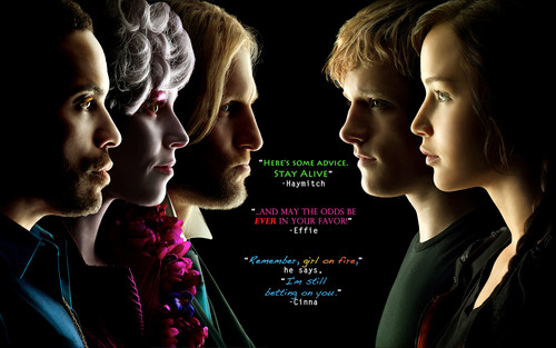 The Hunger Games images the hunger games HD wallpaper and background photos