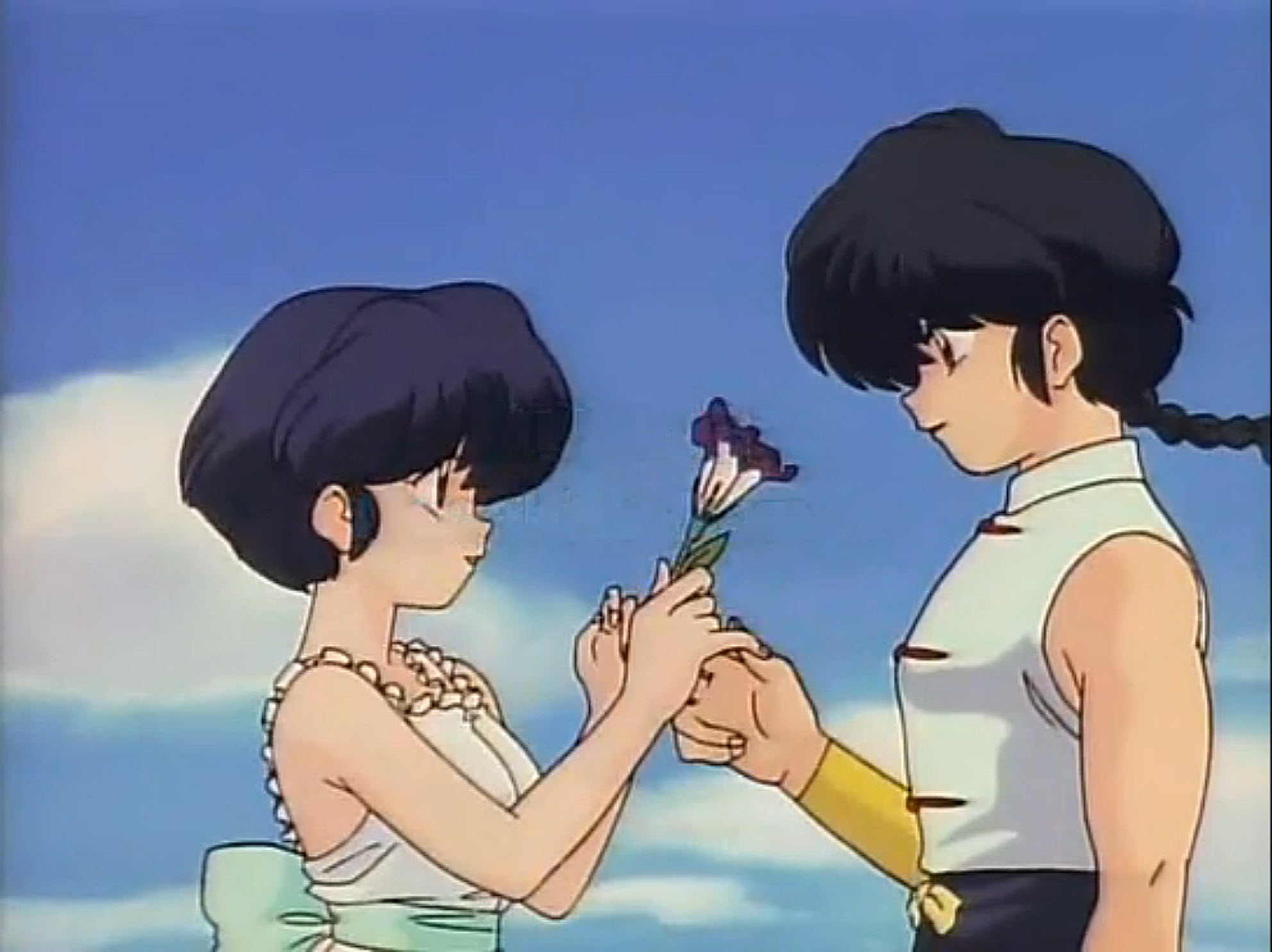 akane and ranma relationship test