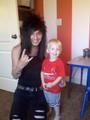 <3Jake & His Nephew<3
