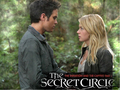 ★ Adam & Cassie - the-secret-circle-couples wallpaper