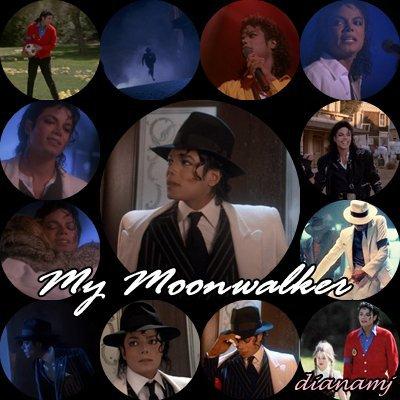 ♥Michael Jackson Moonwalker♥