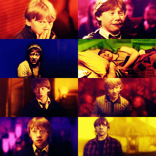   Ron Weasley - ronald-weasley Fan Art