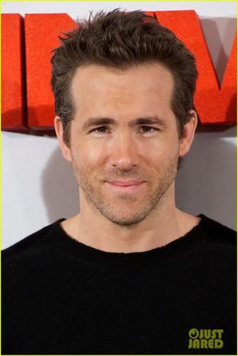 Ryan Reynolds Gave Me A Black Eye!