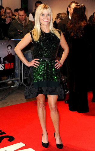 'This Means War' UK premiere