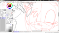 .::WIP::. :P - sonic-fan-characters screencap
