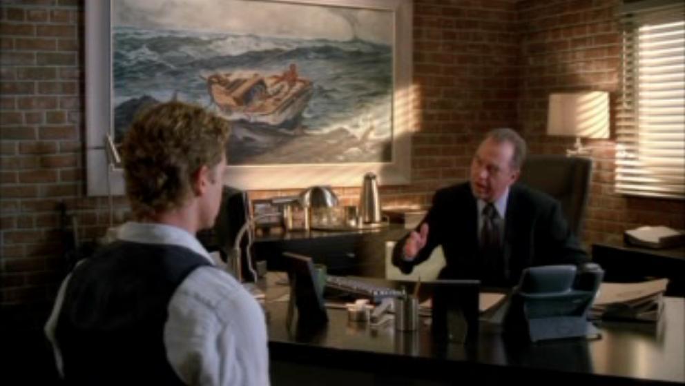 1x11- Red John's 프렌즈