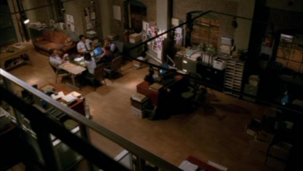 1x11- Red John's 老友记