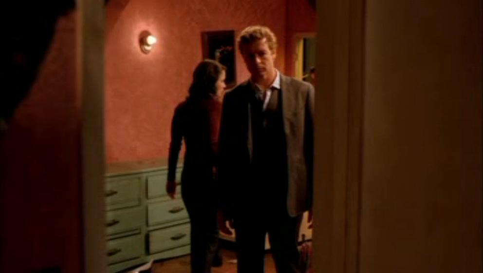 1x11- Red John's Друзья