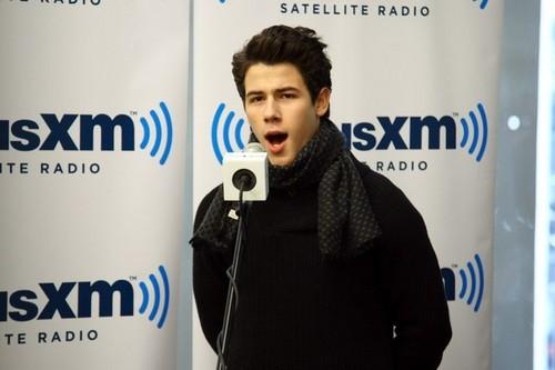 2012 Nick Jonas